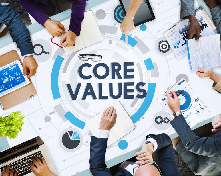 Core Values and Non-Negotiables